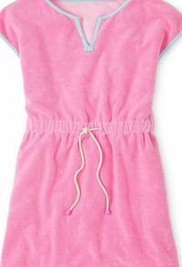 Boden Towelling Tunic Dress Pink Boden, Pink 34877142 You asked, we listened. Inspired by its Mini counterpart, our Towelling Tunic Dress is a beach essential. A notch neck and folky embroidery give it a grown-up twist. http://www.comparestoreprices.co.uk...