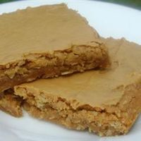 Peanut Butter and Oat Brownies Allrecipes.com