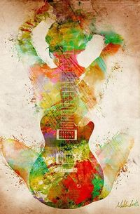 A great guitar is like a great girl. A beautiful sound, The right curves, and the ability to make you feel like the world isn't completely against you.