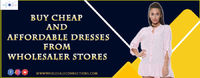 Wholesale online stores have completely changed the way we buy wholesale products. UK online wholesalers provide easy ordering and quick delivery.  http://wholesaleconnections-uk.blogspot.com/2018/10/buy-cheap-and-affordable-dresses-from.html