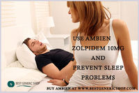 Ambien is contain Zolpidem drug, which is used to treatment of sleep sickness.