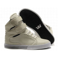 womens supra tk society beige white black leather