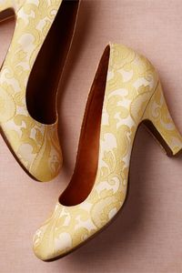 Citrine Pumps in Shoes & Accessories Shoes at BHLDN....uh-oh!!!!!!!!!