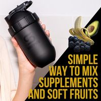 Buy the world's Best Protein Shaker Bottle for the workout, sports bottle, and Mixer cup. Find magic in the capsule-shaped shaker for smooth, delicious shakes. Visit us now! https://shakesphereuk.com