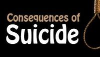 Do you know what are the consequences of committing a suicide? If someone is passing through the phase of depression or if the suicidal thoughts arises. How to come out of it ? or For supporting someone to come out of it? Lets take a look.
