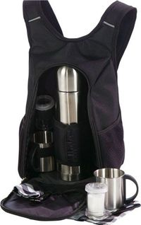 Java Journey for 2. This would be great for an early morning hike to an awesome view. Pack up a couple of breakfast sandwiches along with some fruit to go with your coffee and have an awesome date.