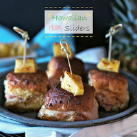 Darn Good Ham and Cheese Sliders
