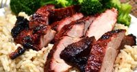 """Char Siu (Chinese BBQ Pork) 