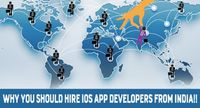 10 Reasons Why You Should Hire #iOSAppDevelopers from India!!
