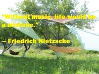 Life without music quote