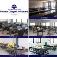 Universal College of Architecture in Vasai, Mumbai. The admission for current years opens from July 2020