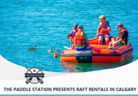 Calgary is home to gorgeous wilderness that's perfect for outdoor enthusiasts. You can spend the day kayaking and rafting in Calgary with the Paddle Station. Once you book your trip, we'll have all of the equipment ready for you at our Should ...