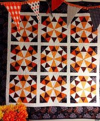 Black Magic by Aunt Reen, only available at Kelly Ann's Quilting