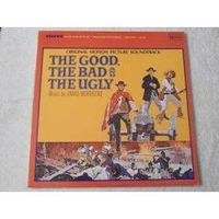 The Good, The Bad And The Ugly - Soundtrack LP Vinyl Record For Sale https://recordsalbums.com/4614-the-good-the-bad-and-the-ugly-soundtrack-lp-vinyl-record-for-sale.html