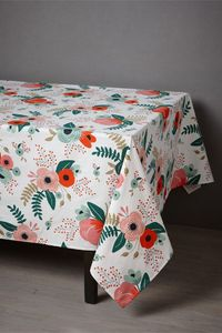 Extra 30% off all SALE today! Just might need to pick this up >> Botanical Garden Tablecloth in SHOP Sale at BHLDN