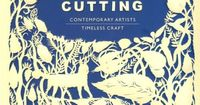 love this book for teaching students how to use paper cutting as a modern media