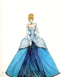 One of the only Cinderella pictures I like<3