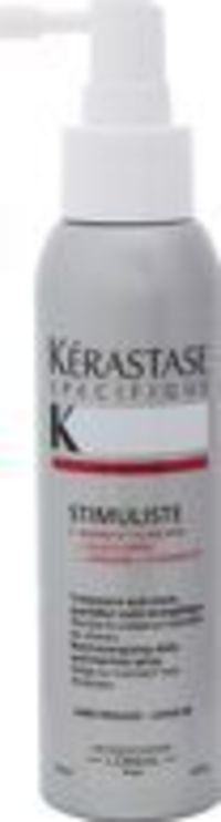 Kerastase Specifique Anti-Hairloss Stimuliste A daily nutri-energising anti-hairloss spray which delivers nutrients and energy to nourish the bulb and stimulate natural hair growth. Contains Gluco-Lipids which nourish the hair at the root, making http://w...
