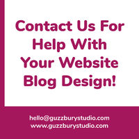 Wondering if your website design would benefit from a blog? It will! 