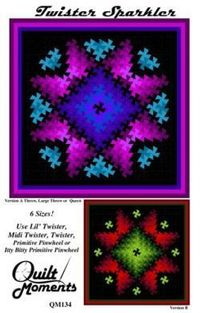Twister Sparkler. Lots of patterns to buy.