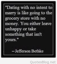 Dating quote