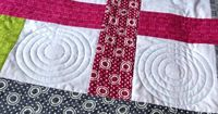 The Free Motion Quilting Project: Machine Quilting the Basket Weave Quilt