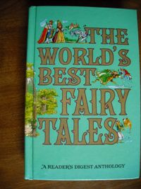 The World's Best Fairy Tales A Reader's Digest Anthology (1991) Vol 1 for sale at Wenzel Thrifty Nickel ecrater store