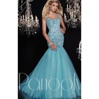 Black Panoply 14787 - Sequin Dress - Customize Your Prom Dress