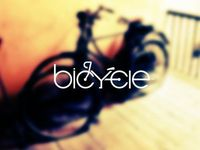 A cool brand design for Bicycle lovers....