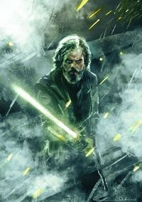 �€œLuke Skywalker Portrait (variants) | by