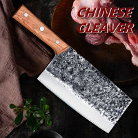 Chinese cleaver Chef Knife Vegetables Home Cooking Slicing Tools Kitchen Knives ILS268.00