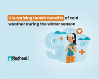 Most people are aware of the negative effects of the winter season, but very few realise the surprising benefits of it. Check our latest article to find out.