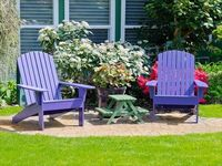 Outdoor Wood Chair Furniture Ideas