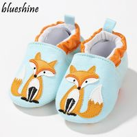 1 Pair Fashion Cotton Cloth First Walker For Baby Boy & Baby Girls $11.99