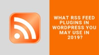 What RSS Feed Plugins in WordPress You May Use in 2019?