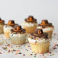 Preschool Thanksgiving Crafts Pilgrim Hat | Preschool Thanksgiving Crafts Pilgrim Hat http://www.tipjunkie.com ...