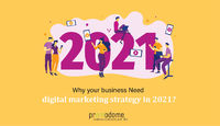Why Your Business Need Digital Marketing Strategy in 2021. Digital marketing has many different forms and covers vast markets for your business. It just requires you to hire the right digital marketing agency to handle your campaigns. It offers you the op...