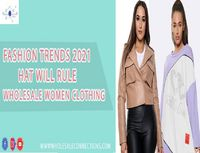 Fashion Trends 2021 that will Rule Wholesale WomenClothing  Satisfy your shopping spree from our leading wholesale women's clothing brand and get on with the latest fashion. Read about the trends that will rule in 2021.  http://wholesaleconnec...