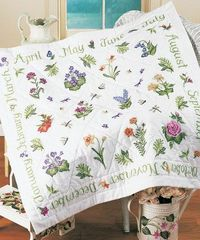 Look at this #zulilyfind! Floral Lap Quilt Kit by Bucilla, $24 !! #zulilyfinds