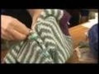 Mattress Stitch for Knitting How to Video