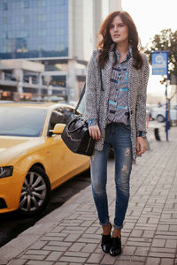 Gray Wool Coat - Looks Marvelous with Tbdress Coat