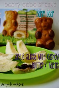 Apple Ants On A Log Recipe