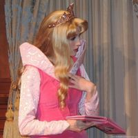 Where to meet and see Princess Aurora (Sleeping Beauty) at Disney World. See: http://www.buildabettermousetrip.com/princess-aurora-at-disney-world #Aurora #SleepingBeauty #DisneyPrincesses #DisneyWorld #WDW