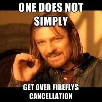 We should all listen to our friend Boromir.