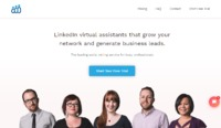 Are you looking for how to generate the leads using LinkedIn? Solution is here, We provide you detail strategy,tools, virtual assistants for business lead generation. We are best LinkedIn marketing agency which provide you free consulting services. https...