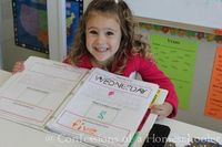 Preschool Daily Learning Notebook and Letter printables! If you are looking for some awesome ideas for homeschooling, you should definitely check out: Confessions of a Homeschooler. She is on Pinterest, and has a blog. :-) Her Pinterest search name is...
