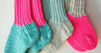 Toddler Socks - the purl bee