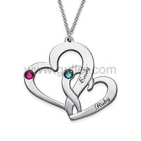 https://www.gullei.com/birthstone-custom-names-connected-hearts-silver-pendant.html