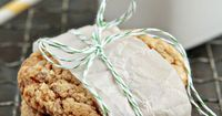 A simple and delicious recipe for peanut butter cookies made with Butterfinger candy bars.