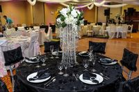 Table and centerpiece